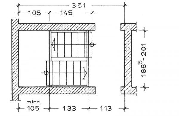 grundrisse treppen im trend. Black Bedroom Furniture Sets. Home Design Ideas