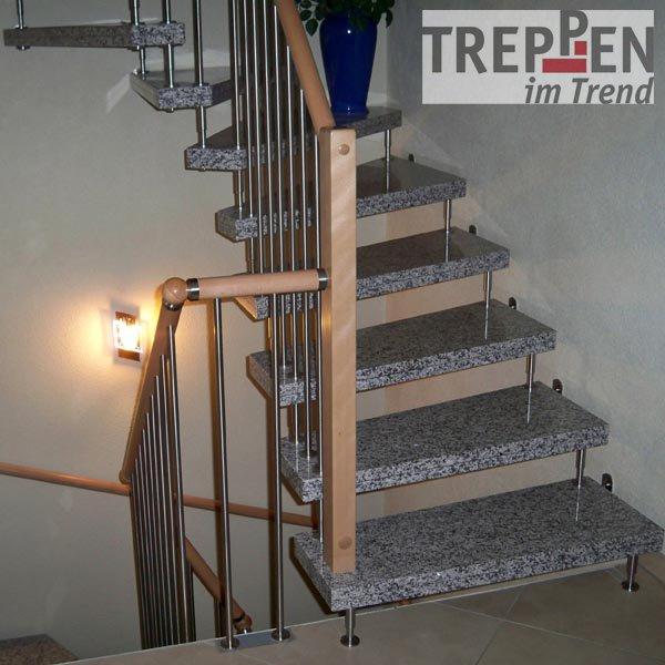 steintreppe renovieren interesting vorher und nachher eine alte holztreppe wurde mit neuem holz. Black Bedroom Furniture Sets. Home Design Ideas