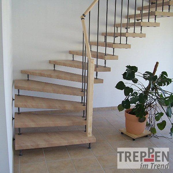 Treppenstufen Austauschen Holz